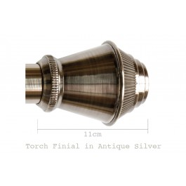 Torch Finial