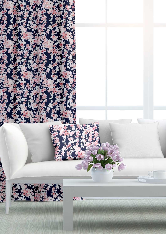 Cherry Blossom Cornflower