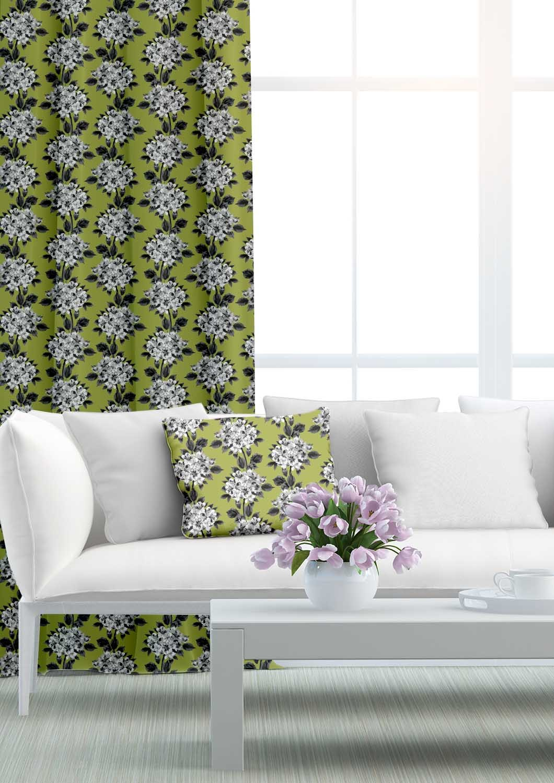 Hydrangea Lily Pad