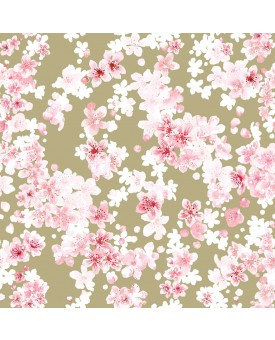 Cherry Blossom Artichoke