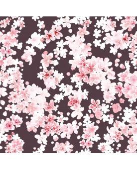 Cherry Blossom Aubergine