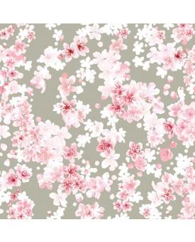 Cherry Blossom Jute
