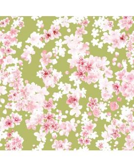 Cherry Blossom Lily Pad