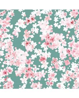 Cherry Blossom Verdigris