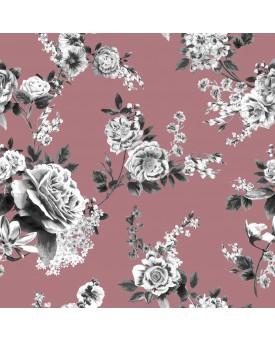 Fleur Pink Ink