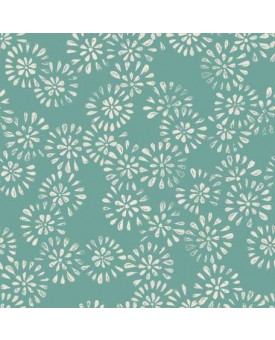 Jasmine Ground Verdigris