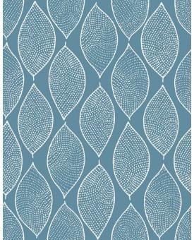 Leaf Mosaic Azurite