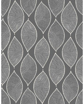Leaf Mosaic Pewter