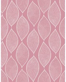 Leaf Mosaic Pink Lemonade