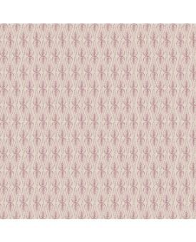 Mahal Motif Pink Ink