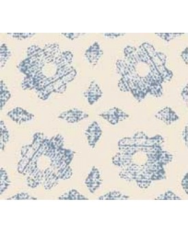 Marrakesh Motif Bluebell