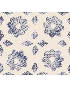 Marrakesh Motif Cornflower