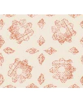 Marrakesh Motif Creamsicle