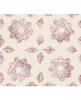 Marrakesh Motif Pink Ink