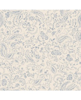Persia Motif Bluebell
