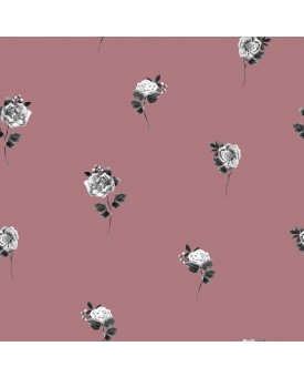 Posy Pink Ink