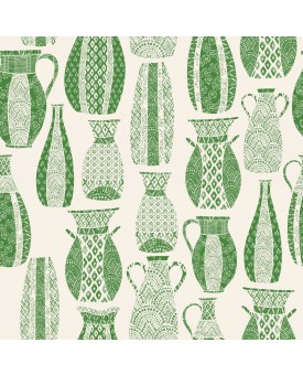 Vessels Motif Emerald