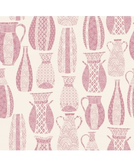 Vessels Motif Pink Lemonade