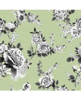 Fleur Pistachio
