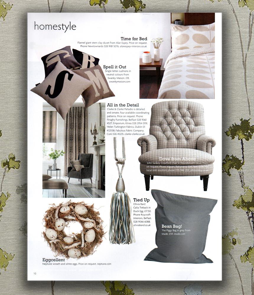 irish homes interiors and living magazine july 2017 issue 265