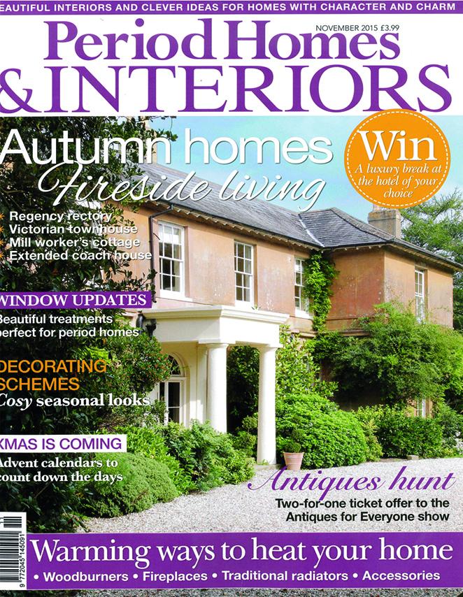 Period Homes U0026 Interiors Features Tamed Spirit